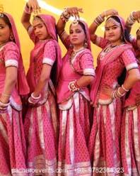 Rajasthani Dancers Group