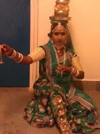 Rajasthani Folk Music Group, Rajasthani Dance Group for