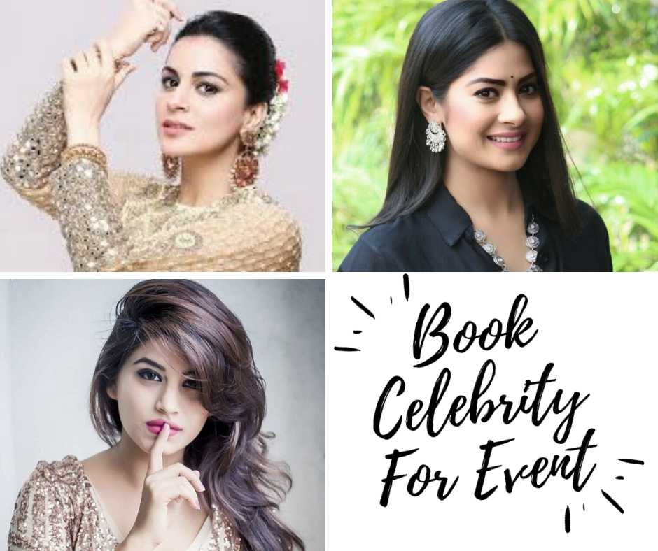 Book Celebrity For Event