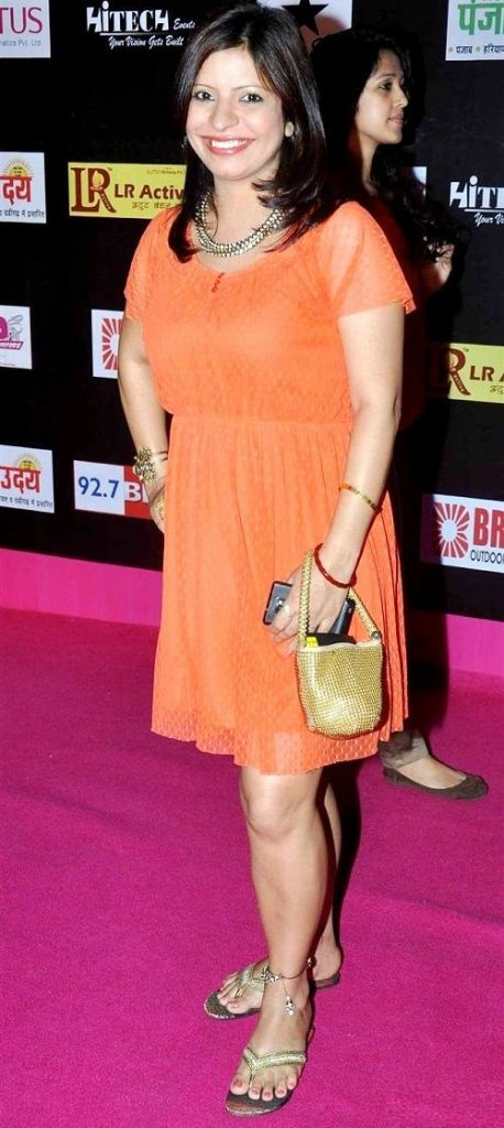Hire, Book Jennifer Mistry Bansiwal as Roshan Kaur Roshan Singh Sodhi Celebrity Manager Contact, Show, Event Booking