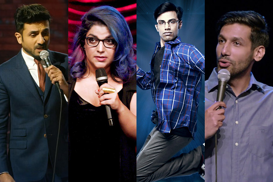 indian stand up comedian for hire biswa