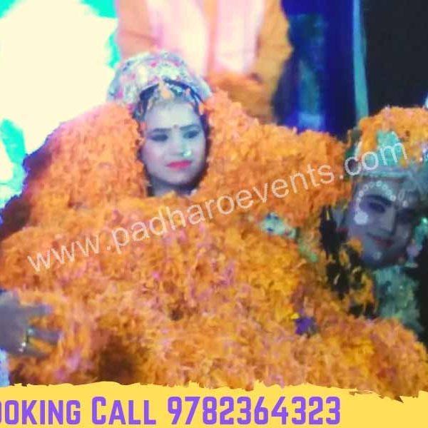 Wedding PHOOLON KI HOLI, BARSANE KI LATHMAR HOLI,